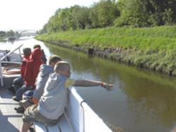 foto milieuboottocht Waals Gewest