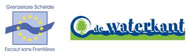 logo GS-ESF en logo De Waterkant